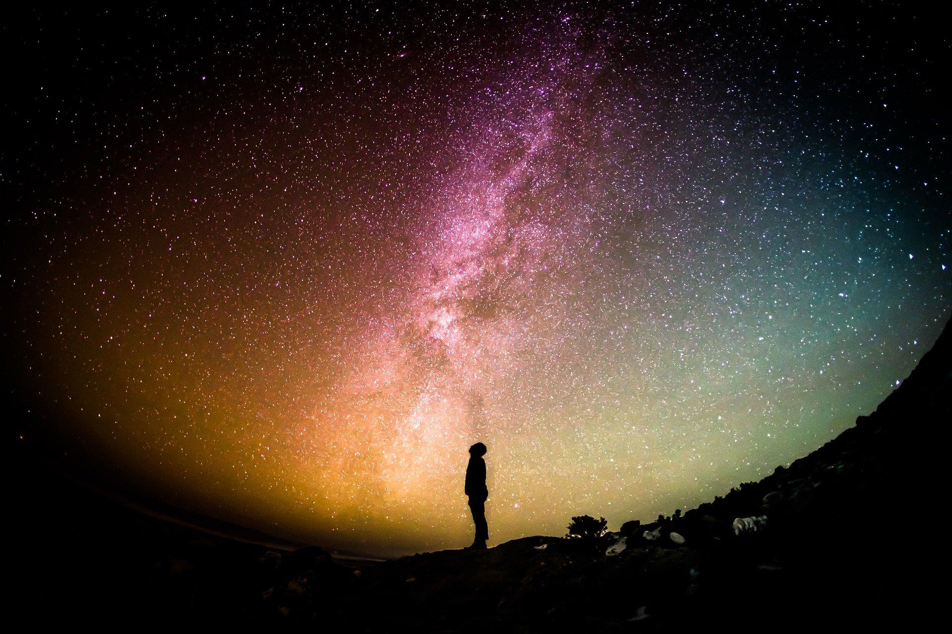 Фото млечный путь